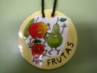 Medalla de la fruta - CEIP Aravaca