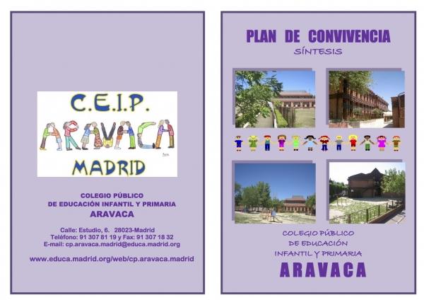 Plan de Convivencia - Colegio Aravaca