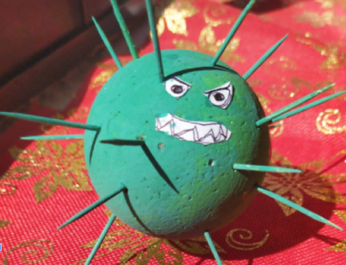 Propuesta ante el Coronavirus – Arteterapia.