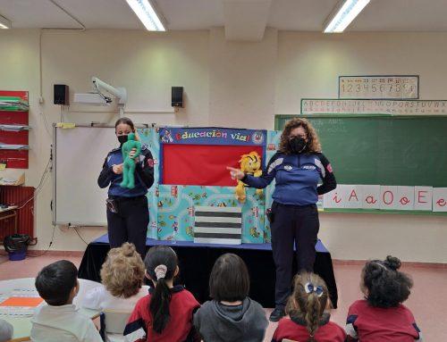 Taller de Educación Vial en Infantil – 14 de abril de 2021