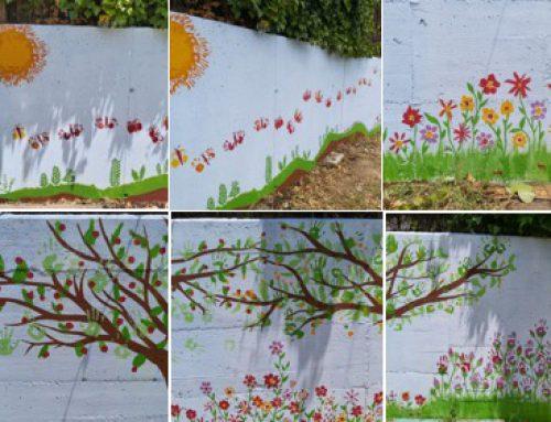 Pintamos nuestro huerto (del 16 al 21 de julio)